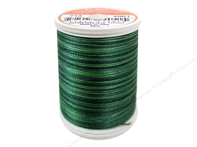 Sulky Blendables Cotton Thread 12 wt. 330 yd. #4051 Forever Green