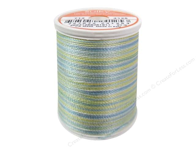 Sulky Blendables Cotton Thread 12 wt. 330 yd. #4125 Butter & Sky