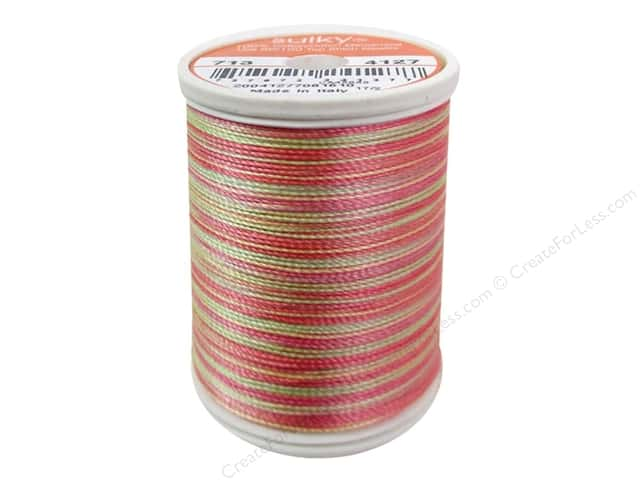 Sulky Blendables Cotton Thread 12 wt. 330 yd. #4127 Summer Garden