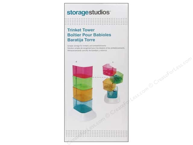 Storage Studios Trinket Tower