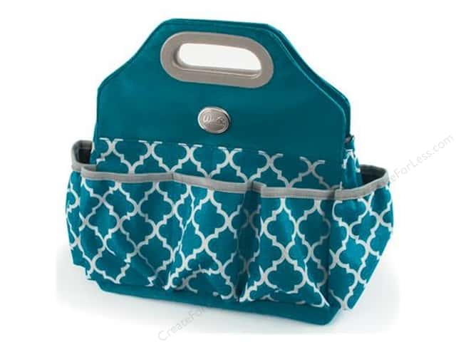 We R Memory Keepers Crafter's Tote Bag Aqua