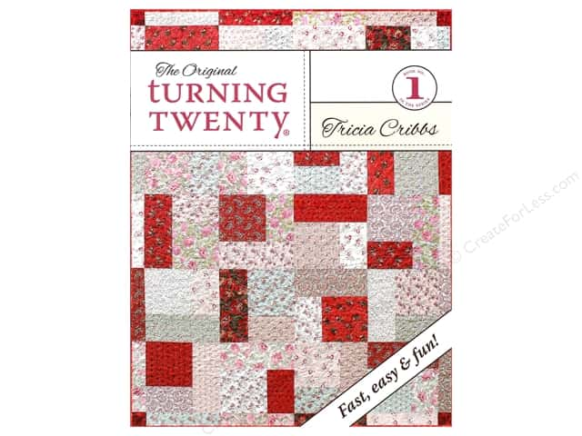 Turning Twenty Book by Tricia Cribbs