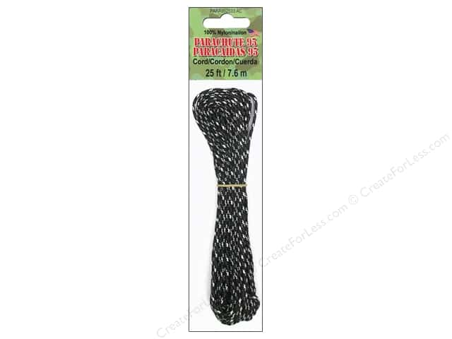 Pepperell 95 Parachute Cord 25 ft. Army Camo