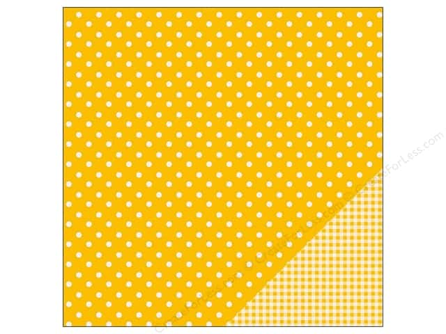 Pebbles 12 x 12 in. Paper Basics Dot Honeycomb (25 sheets)