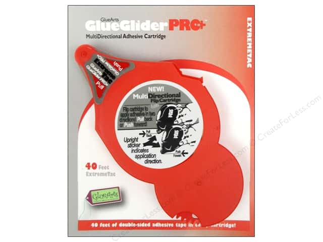 GlueArts GlueGlider Pro Plus Refill Extreme Tac 40'