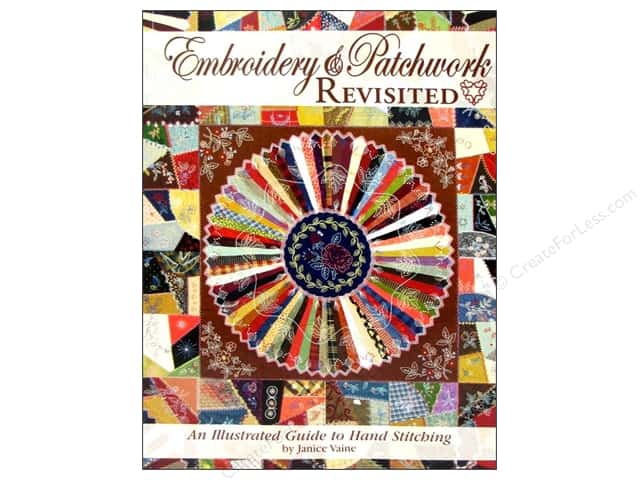 Landauer Embroidery & Patchwork Revisited Book