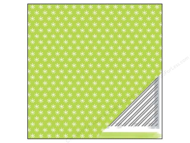 American Crafts 12 x 12 in. Paper Amy Tangerine Plus One Buddy (25 sheets)