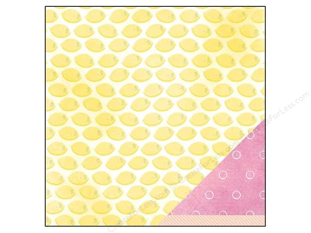 American Crafts 12 x 12 in. Paper Dear Lizzy Daydreamer Red Rover (25 sheets)