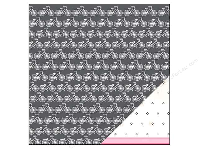 American Crafts 12 x 12 in. Paper Dear Lizzy Daydreamer Kick Ball (25 sheets)
