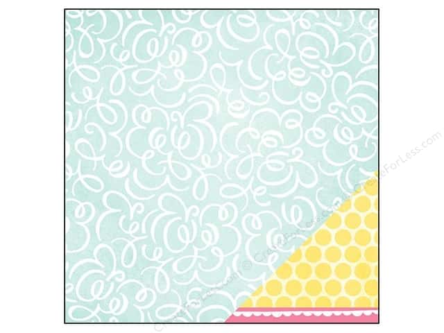American Crafts 12 x 12 in. Paper Dear Lizzy Daydreamer Treasure Hunt (25 sheets)