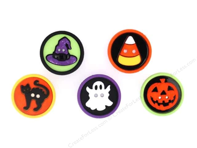 Jesse James Embellishments Sew Fun Halloween