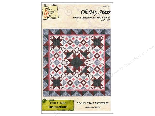 The Quilt and Needle Patterns - Oh My Stars