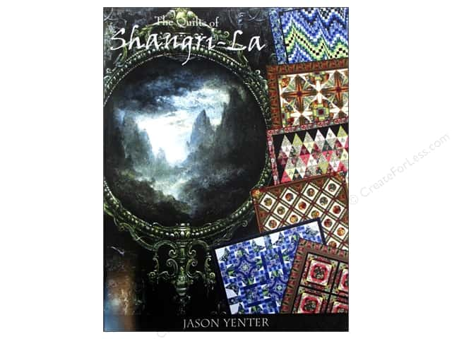 In the Beginning Quilts Of Shangri-La Book