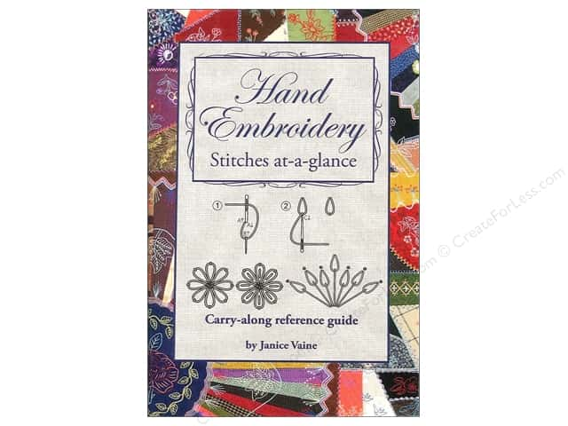 Landauer Hand Embroidery Book