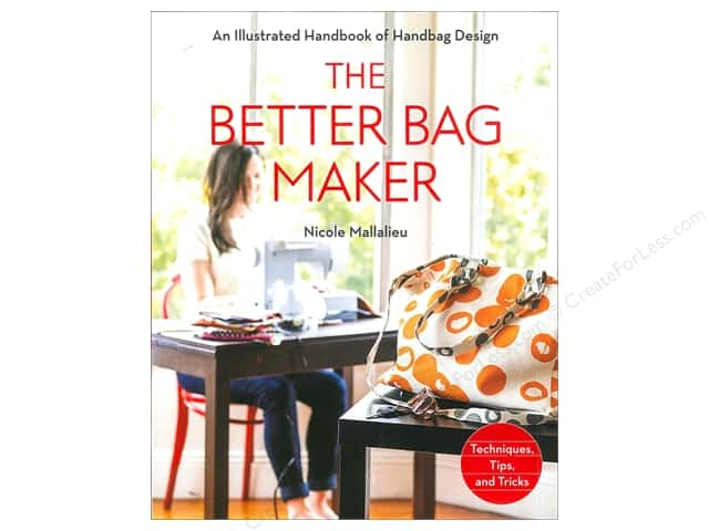 Stash By C&T The Better Bag Maker Book
