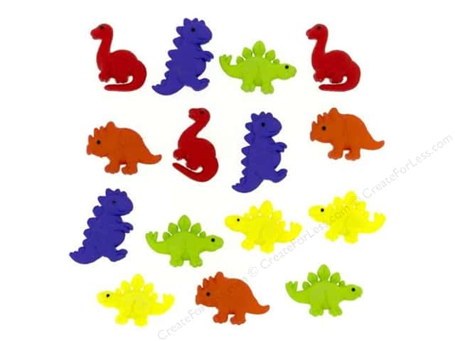 Jesse James Dress It Up Embellishments Tiny Dinos