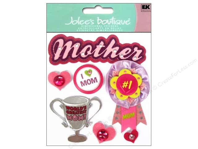 Jolee's Boutique Stickers Mother