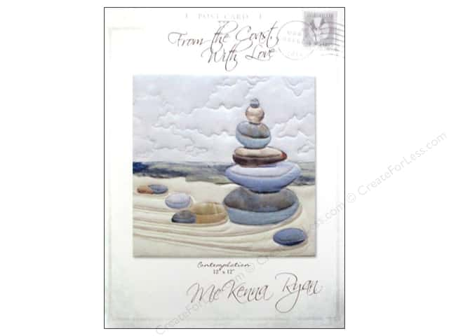 Pine Needles From The Coast With Love Contemplation Pattern