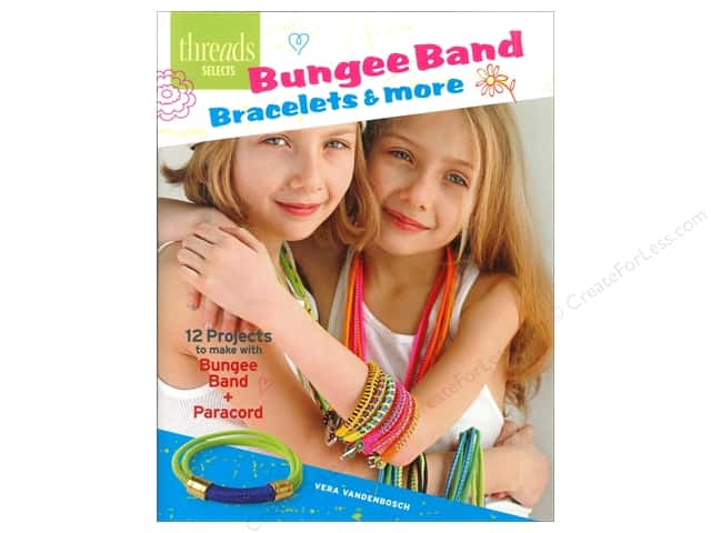 Taunton Press Threads Select Bungee Band Bracelets & More Book
