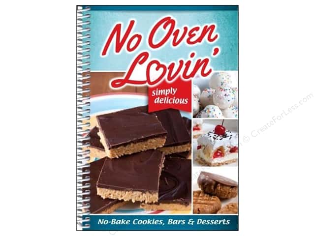 CQ Products No Oven Lovin' Book
