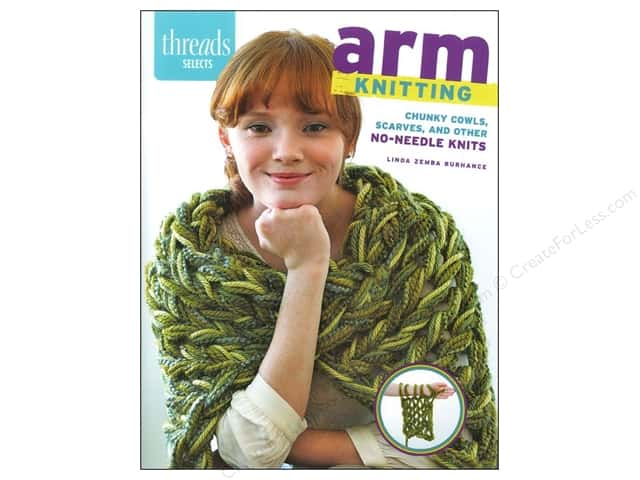 Taunton Press Threads Select Arm Knitting Book