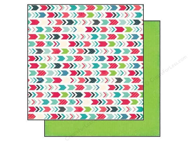 Echo Park 12 x 12 in. Paper We Are Family Collection Family Time (25 sheets)