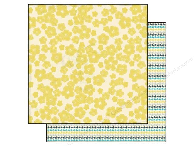 Authentique 12 x 12 in. Paper Favorite Desirable (25 sheets)