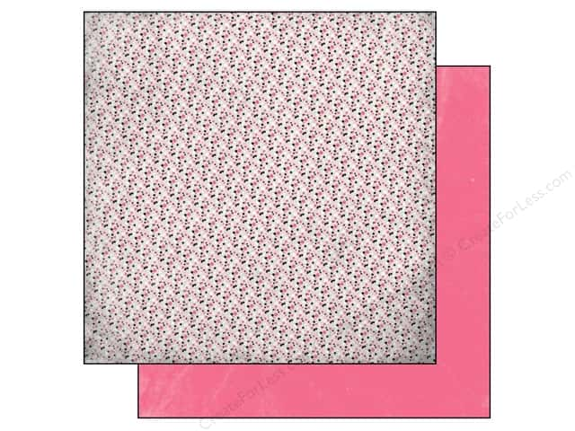 Authentique 12 x 12 in. Paper Classique Pretty Luster (25 sheets)