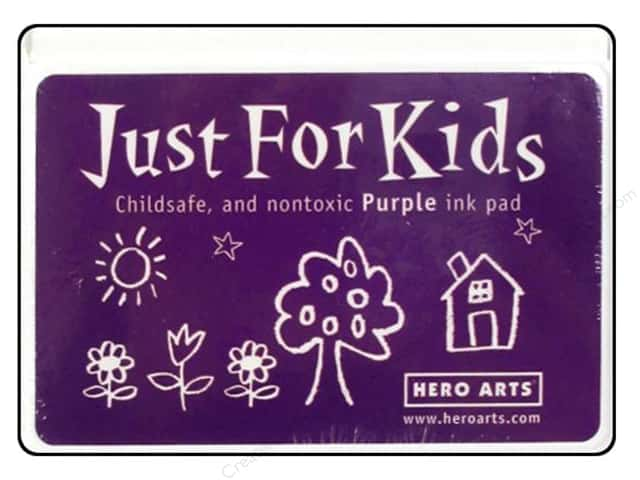 Hero Arts Just For Kids Ink Pad Purple