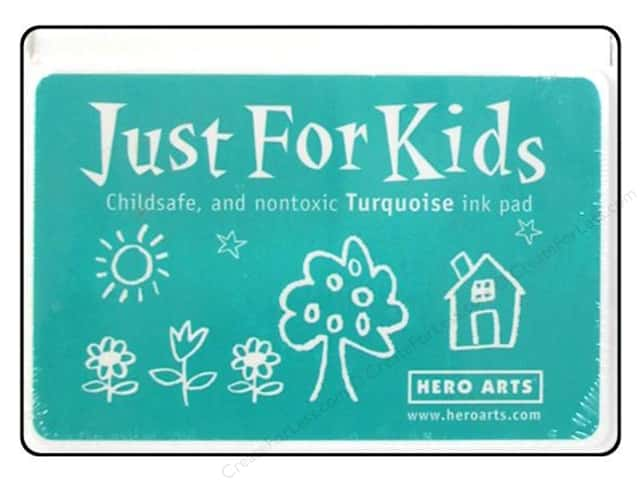 Hero Arts Just For Kids Ink Pad Turquoise