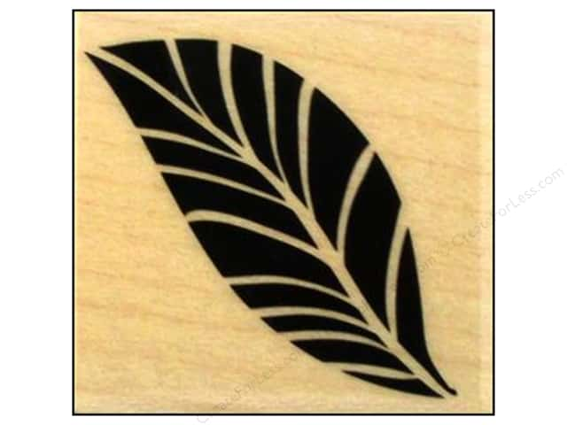 Hero Arts Rubber Stamp Tropical Leaf