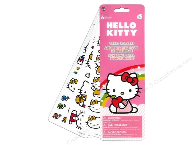 SandyLion Sticker Flip Pack Hello Kitty