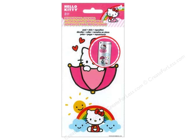 SandyLion Decal Hello Kitty 2 Sheet