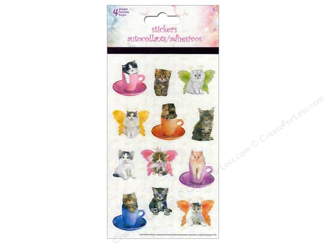 SandyLion Sticker Kimberlin Kittens