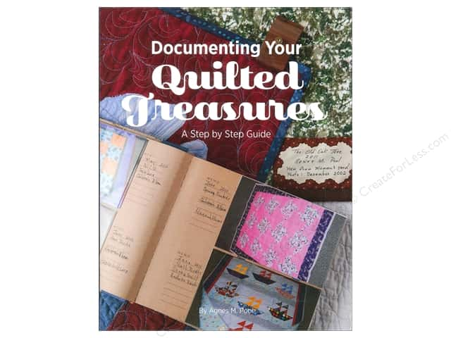 Kansas City Star Documenting Your Quilted Treasures Book