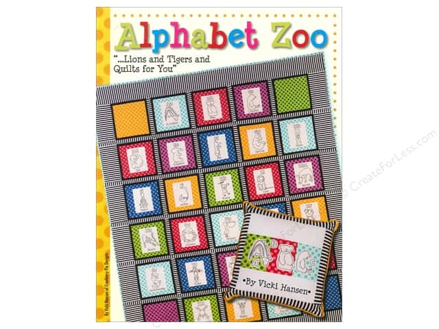 Alphabet Zoo Book
