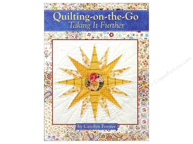 Landauer Quilting On The Go Taking It Further Book