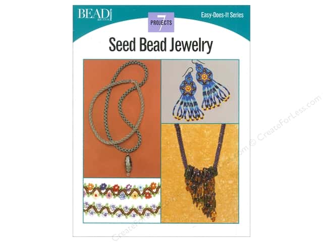 Kalmbach Easy Does It Seed Bead Jewelry Book