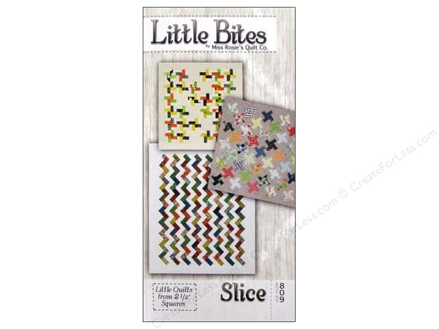 Miss Rosie's Quilt Co. Little Bites Slice Pattern