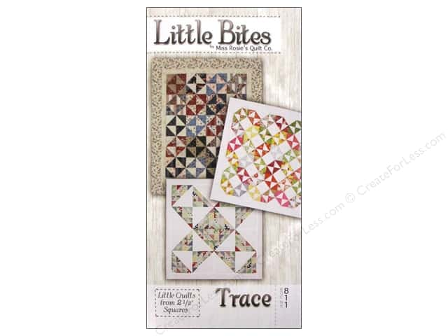 Miss Rosie's Quilt Co. Little Bites Trace Pattern