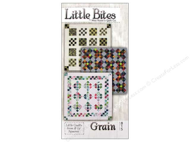Miss Rosie's Quilt Co. Little Bites Grain Pattern