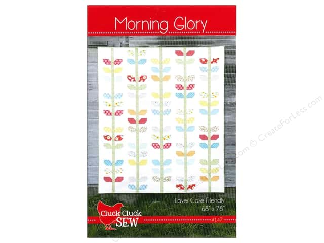 Cluck Cluck Sew Morning Glory Pattern