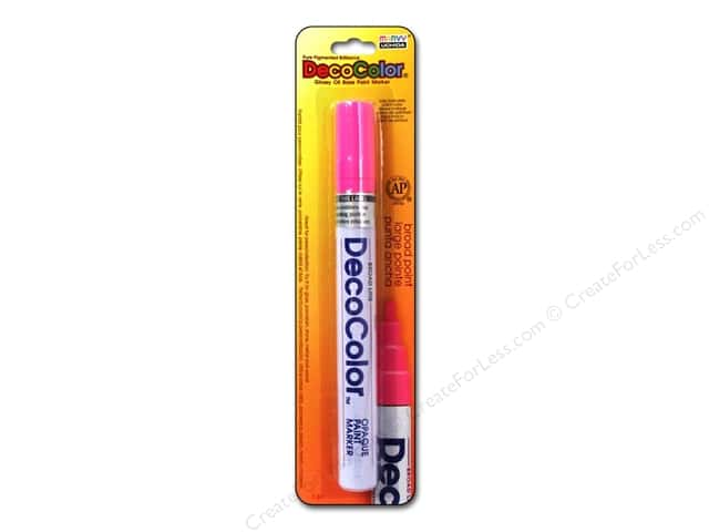Uchida DecoColor Opaque Paint Marker Broad Point Rosemarie
