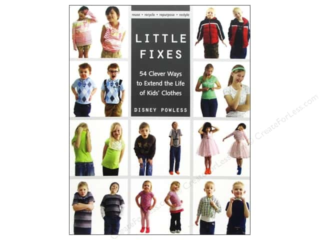 Stash By C&T Little Fixes Book