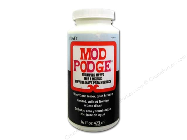 Plaid Mod Podge Furniture Matte 16oz