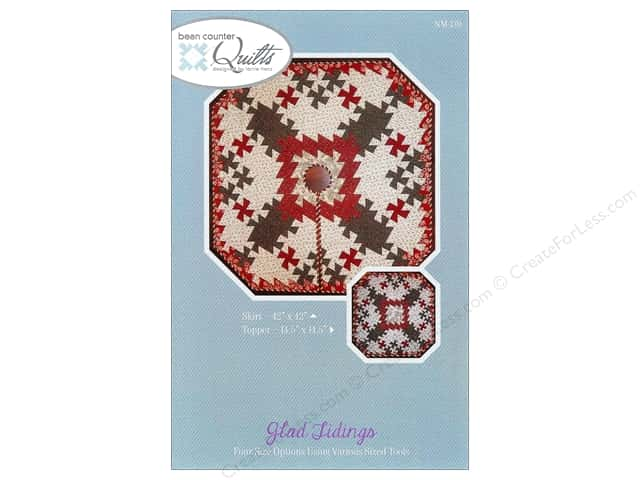 Bean Counter Quilts Glad Tidings Pattern