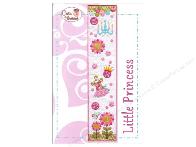 Cherry Blossoms Quilting Little Princess Pattern