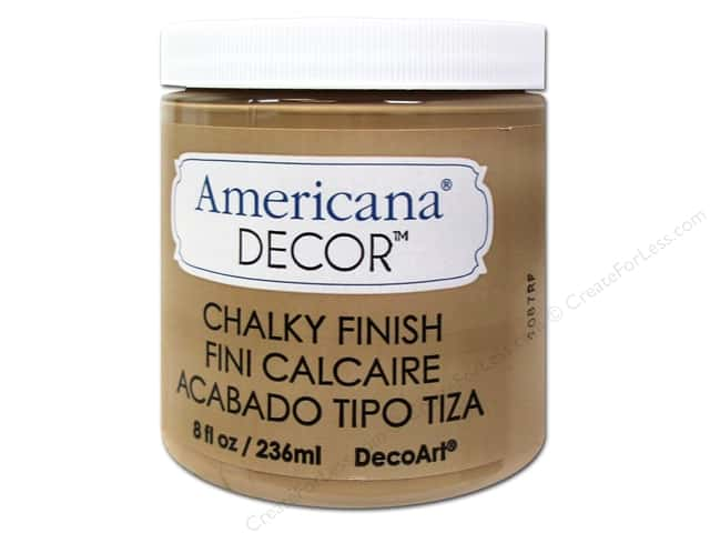 DecoArt Americana Decor Chalky Finish 8 oz. Heirloom