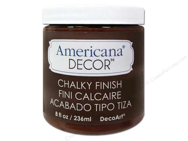 DecoArt Americana Decor Chalky Finish 8 oz. Rustic