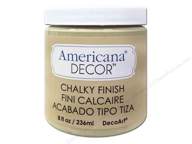 DecoArt Americana Decor Chalky Finish 8 oz. Timeless